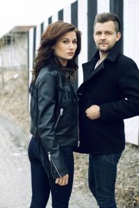 Photo of Rachel and Bryan